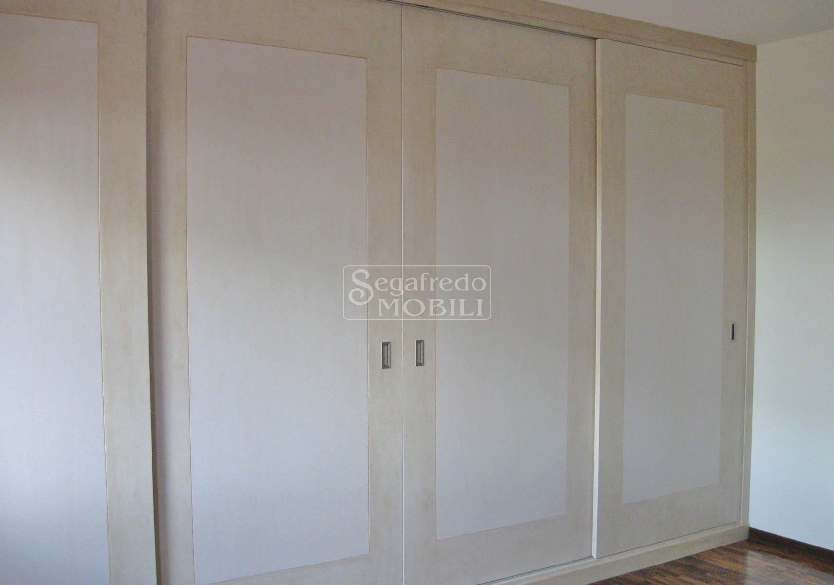 Kit Ante Scorrevoli Armadio A Muro.Ante Scorrevoli Armadio A Muro Simple Angelini Arredamenti