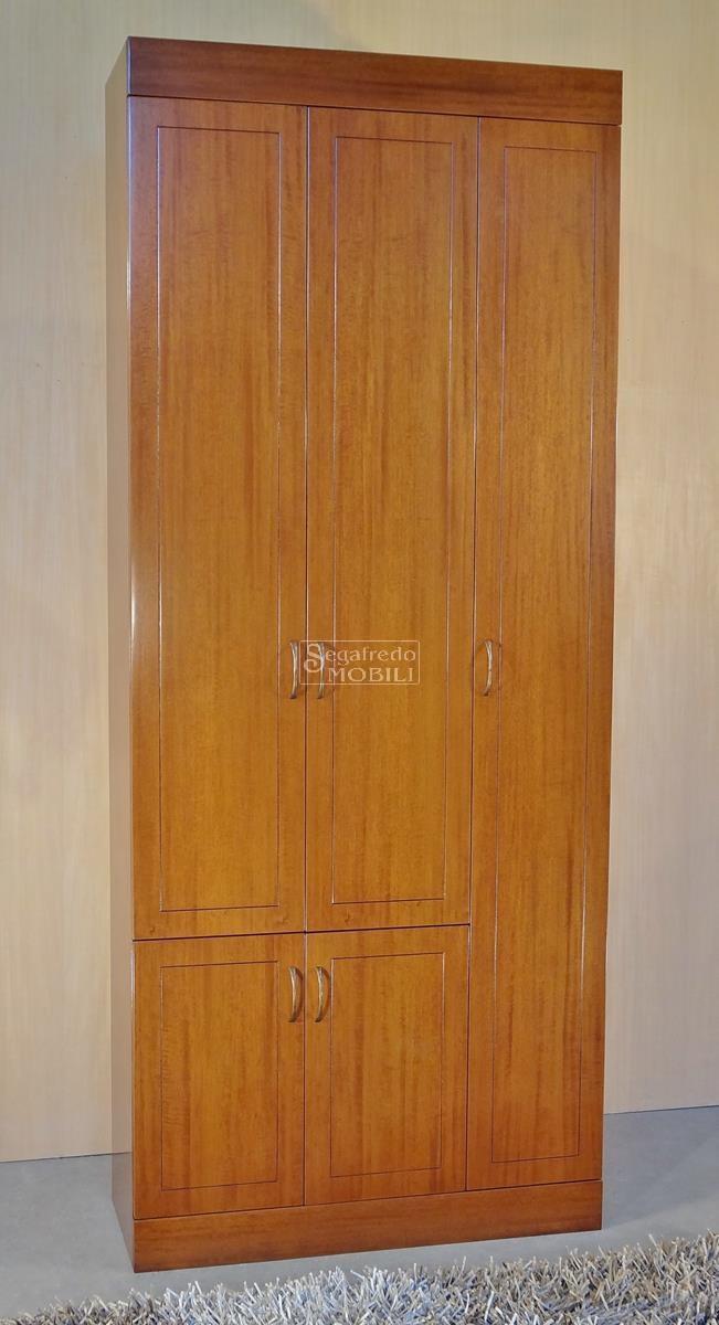 Armadio su misura per ingresso ad uso scarpiera e guardaroba ...