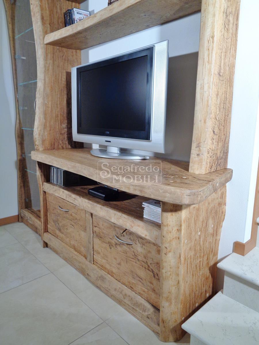 Originale proposta di arredamento per il soggiorno for Arredamento originale