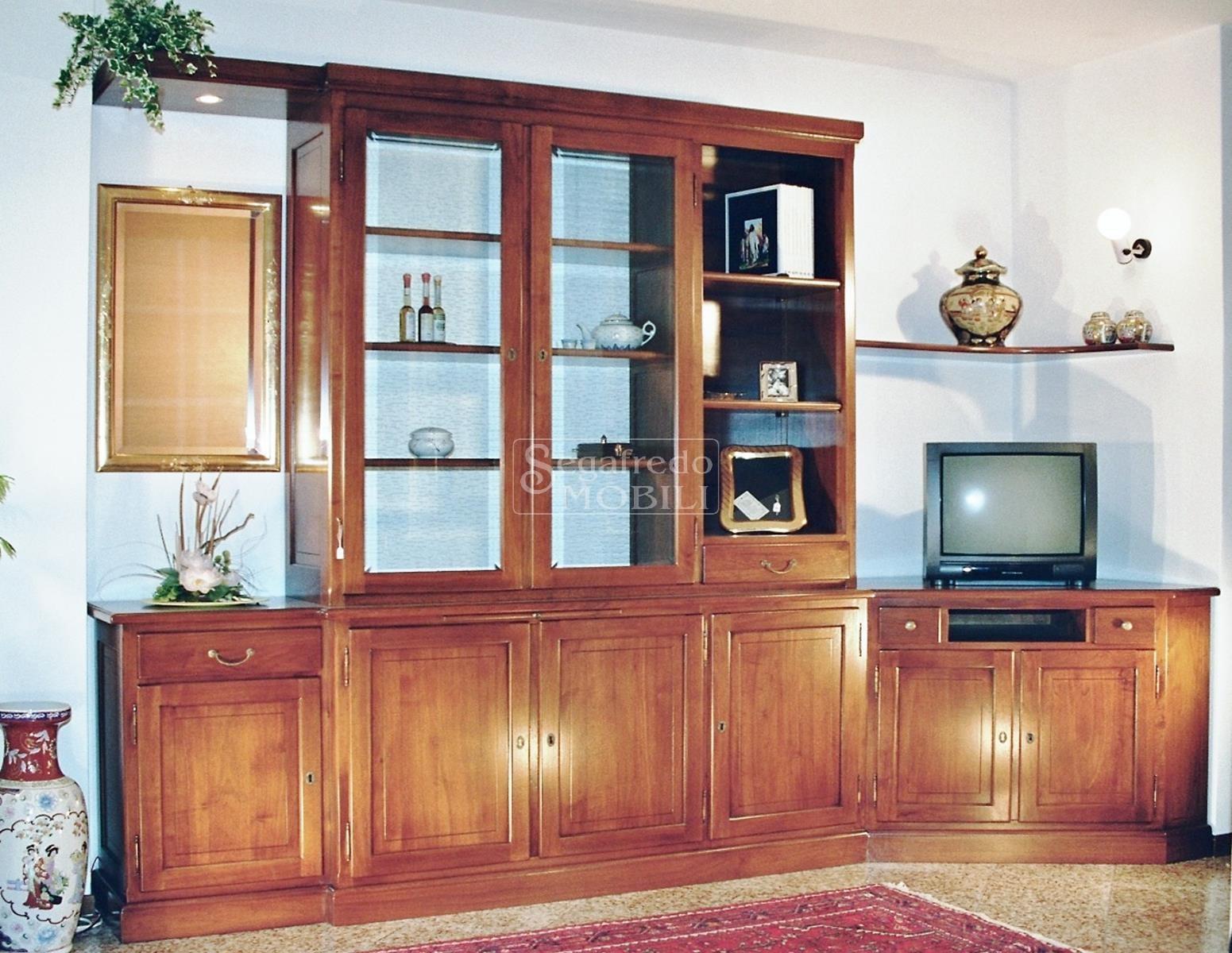 Salotto Ad Angolo - beautiful vetrina ad angolo images ...